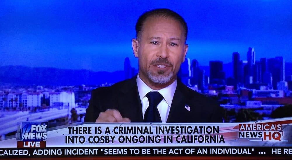 Los Angeles Criminal Defense Lawyer RJ Manuelian at Manuelian Law Firm